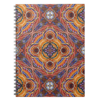 Boho Pattern Journal Notebooks