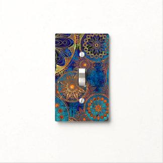 Boho Pattern -  Light Switch Cover