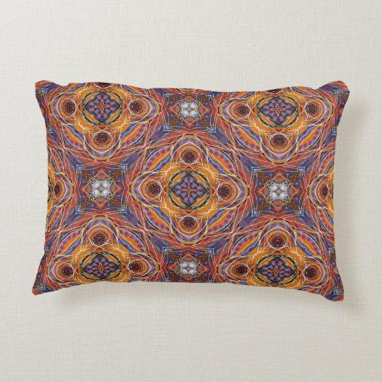 Boho Pattern Rectangle Pillow