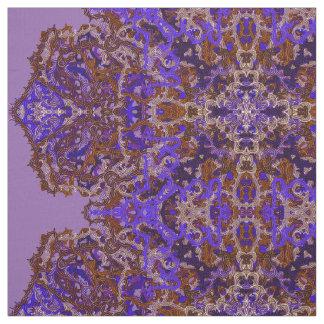 Boho-Romantic colored ornament Fabric