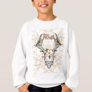 Boho Skull Sweatshirt