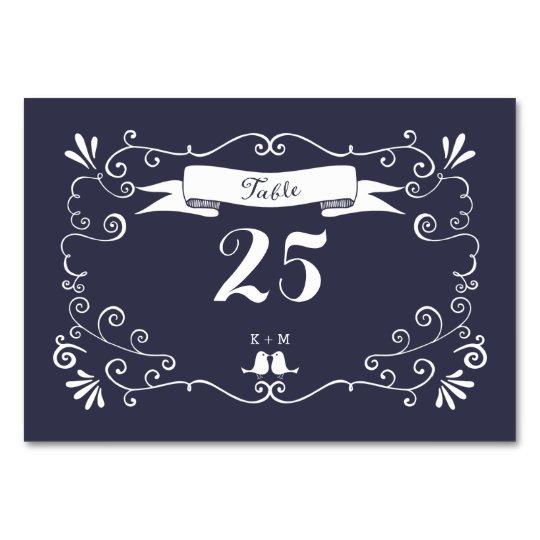 Boho Swirls (Changeable Background Colour) Wedding Card