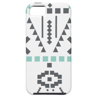 Boho Totem, Ethnic Symbol, Hippie, Aztec, Tribal iPhone 5 Case