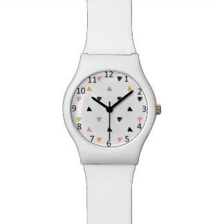 Boho Triangles Wristwatch