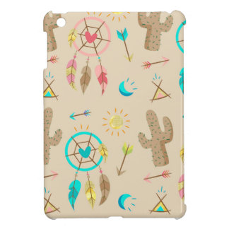 Boho Tribal Chic Dreamcatcher iPad Mini Case