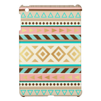 Boho Tribal Chic Striped iPad Mini Case