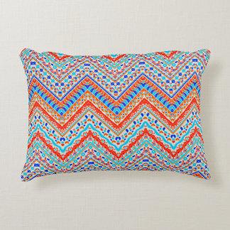Boho Tribal Throw Pillow