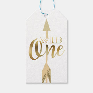 Boho Wild One | First Birthday Party Gift Tags