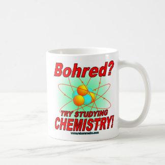Bohred? Study Chemistry! Coffee Mug