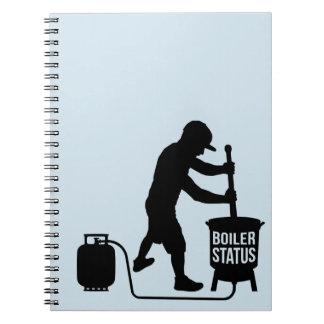 boilerstatus notebook