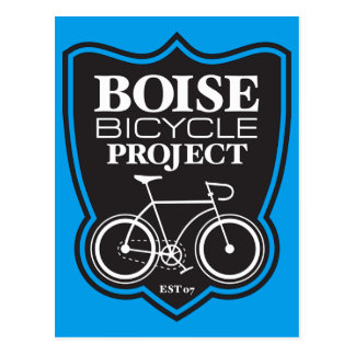 Boise Bicycle Project Postcard