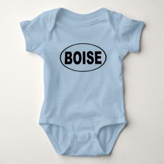 Boise Idaho Baby Bodysuit