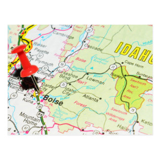 Boise, Idaho Postcard