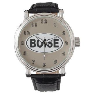 Boise Idaho Watch