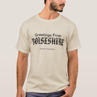 Boiseshire Welcomes You T-Shirt