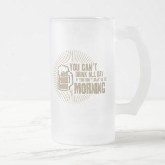 boisson biseautée toute la journée si vous ne comm mugs