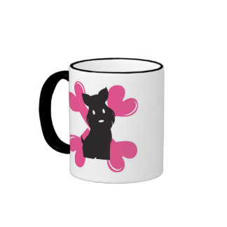 Boisson de rebelle de Scotty votre coeur Mug À Café