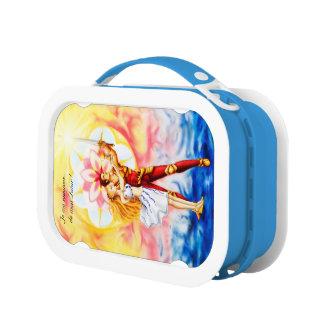 Boite à repas-Lunch box artistique