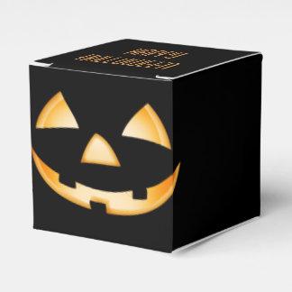 Boîte heureuse à festin de partie de Halloween Boite Faveurs De Mariage