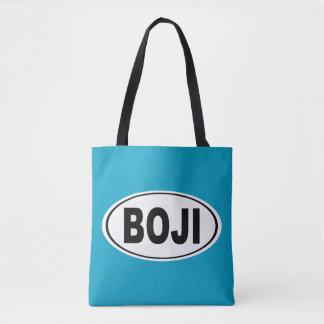 BOJI Okoboji Iowa Tote Bag