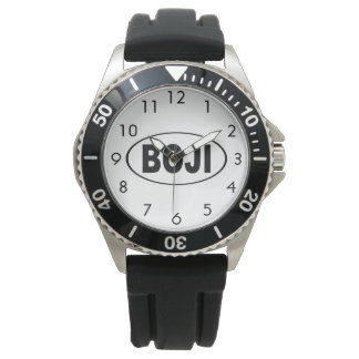 BOJI Okoboji Iowa Wrist Watch