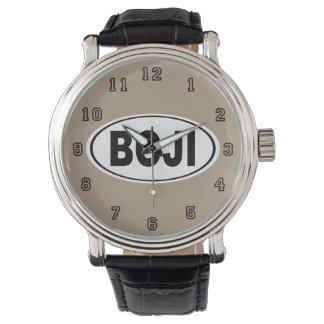 BOJI Okoboji Iowa Wristwatch