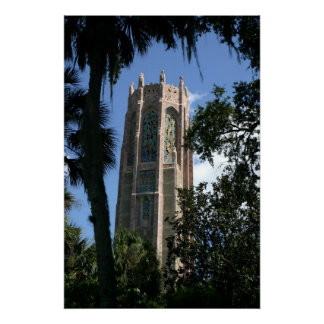 Bok Tower Gardens Central Florida Canvas Print