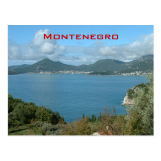Boka Kotorska Postcard