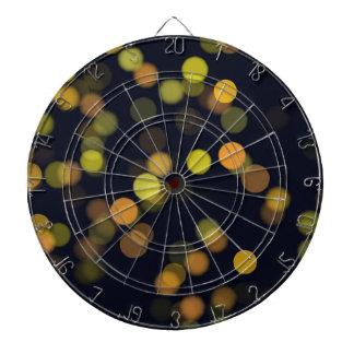 bokeh #72 dartboard