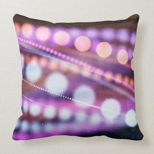 Bokeh Abstract Pillow