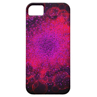 Bokeh Explosion. Сolorful Abstract Background. iPhone 5 Case