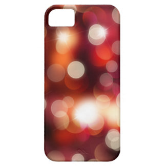 Bokeh lights design Iphone 5 case