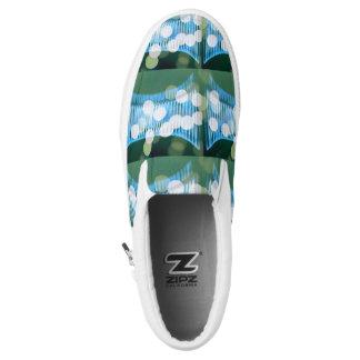 Bokeh ZIPZ Slip-On Sneakers