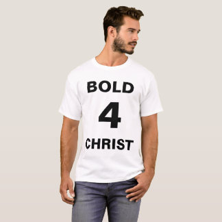 """Bold4Christ"" Men's T-shirt"