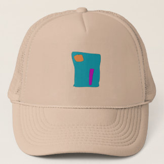 Bold and Decisive Trucker Hat