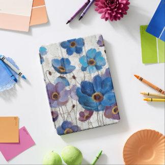 Bold Anemones iPad Air Cover