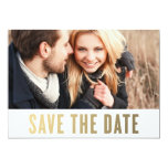 Bold Bar | Save the Date Announcement