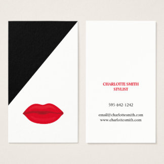 Bold -&- Beautiful Business Card