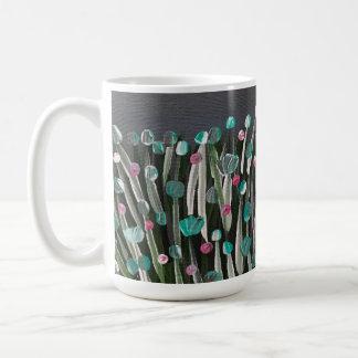 Bold Blooms Coffee Mug