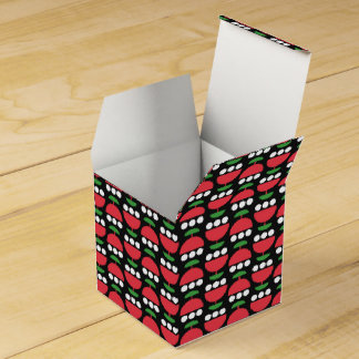 Bold Blooms Favor Box