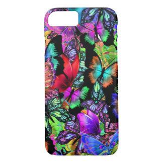 Bold Butterflies Galore iPhone 7 Case