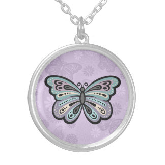Bold Butterfly necklace