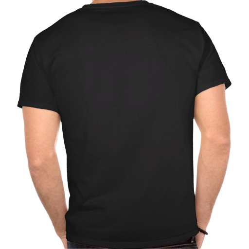 Bold Christian Men's Shirt, Black and Red