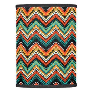 Ethnic lamp shades zazzle ca bold ethnic native tribal pattern lamp shade mozeypictures Images