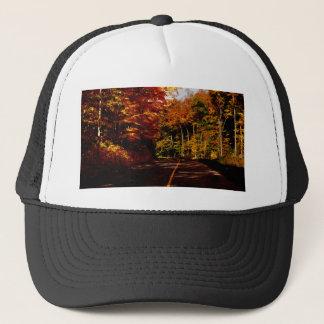 Bold Fall Colours on St Joseph Island Trucker Hat