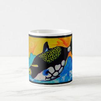 Bold Fish Mug