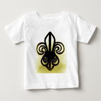 BOLD FLEUR DE LIS SKETCH by jill Baby T-Shirt