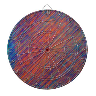 Bold Graphic with Calming Effect Dartboard