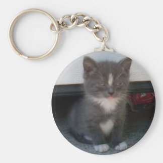 BOLD KITTY keycahin Keychain