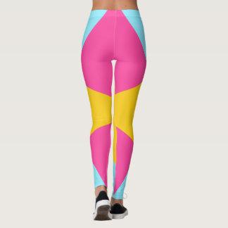 Bold Lady Geometric Leggings